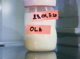 mleko mamy w żłobku